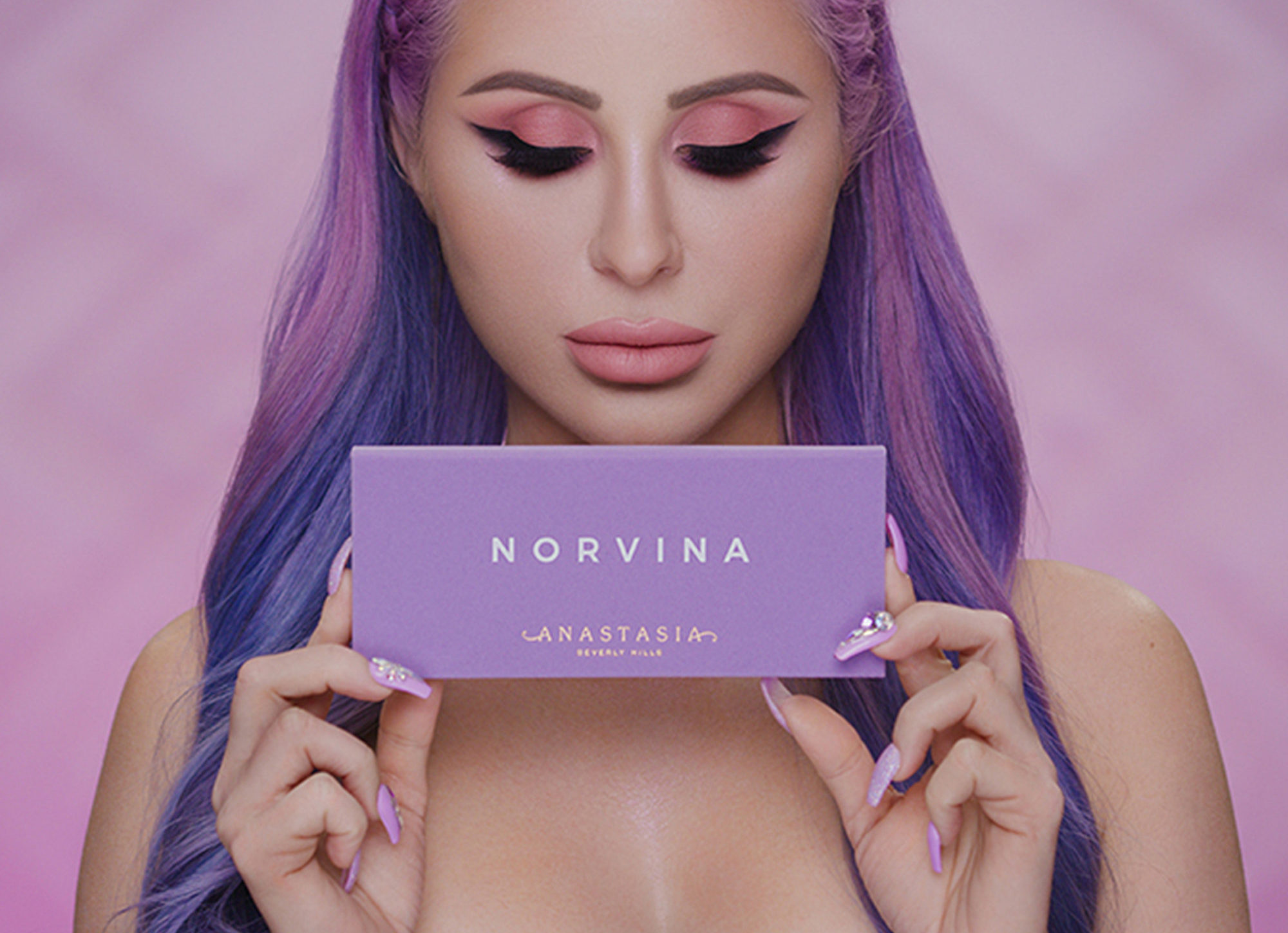 Anastasia Beverly Hills ABH Norvina Claudia Soare