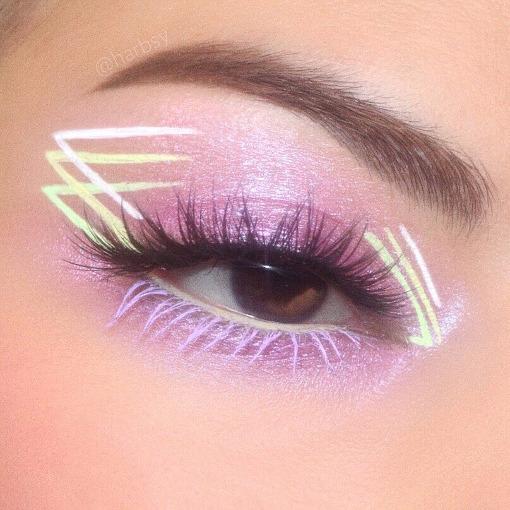 Pastel Eyeliner
