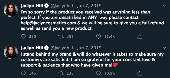 Jaclyn Hill Cosmetics Lipsticks