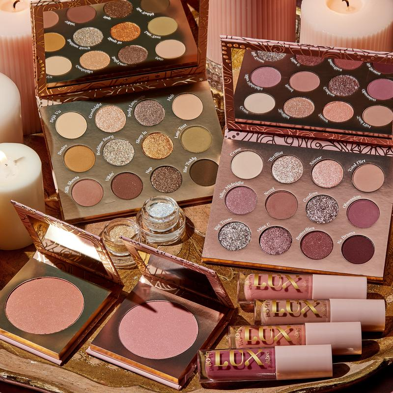 ColourPop Amoureux Full Collection