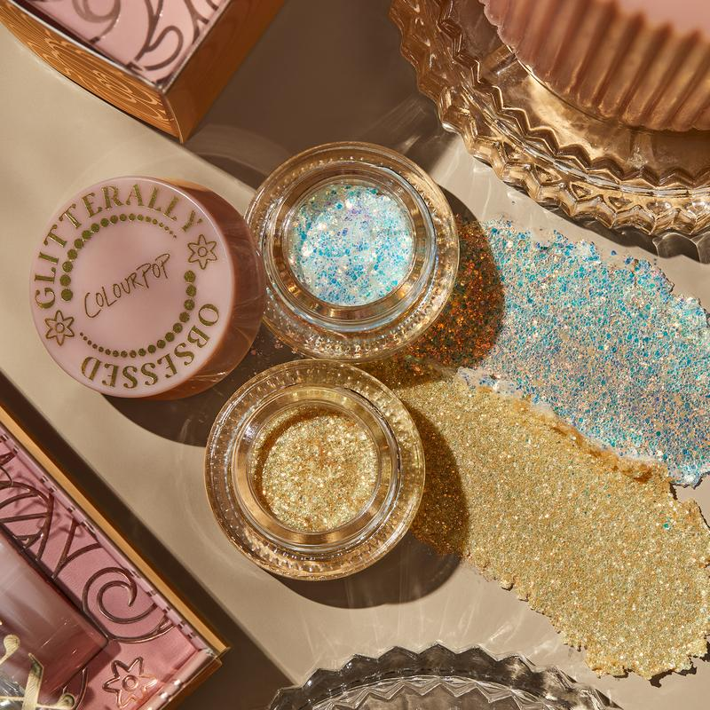ColourPop Amoureux Glitter Gel Mini Kit