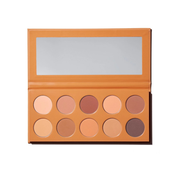 KKW Beauty Matte Honey Pressed Powder Palette