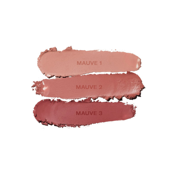 KKW Beauty Mauve Matte Lipstick swatches
